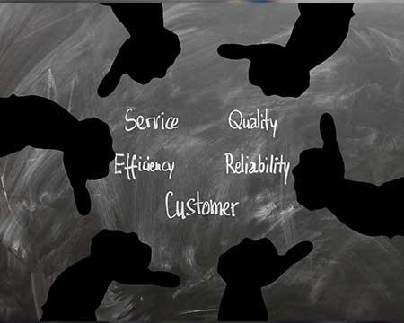 Skips For Hire Customer Satisfaction
