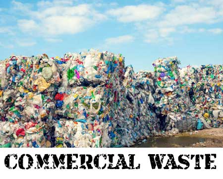 Commercial Waste Disposal Service