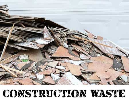 Construction Waste Removal Services