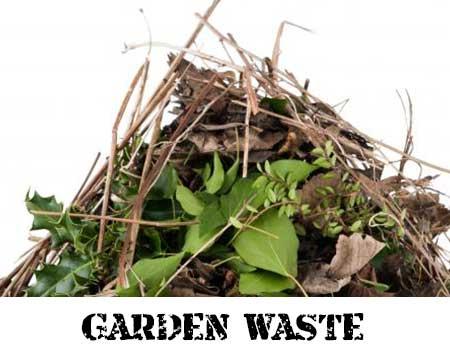 Garden Waste Removing Service