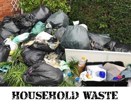 Household Waste Removal Services