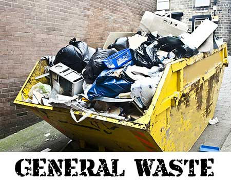 Skip For Hire General Waste Disposal Service
