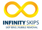 Infinity Skips For Hire Logo